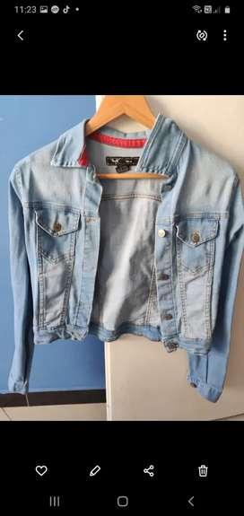 Campera jeans