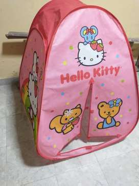 Vendo carpa de  Kitty!!