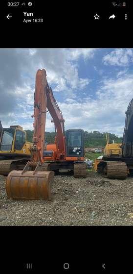 Excavadora doosan 140 año 2011 recien importada