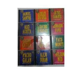 GRANDES LEYENDAS DE LA MÚSICA, 1 Y 2 24 cds