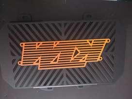 Oferta radiador KTM acero inoxidable