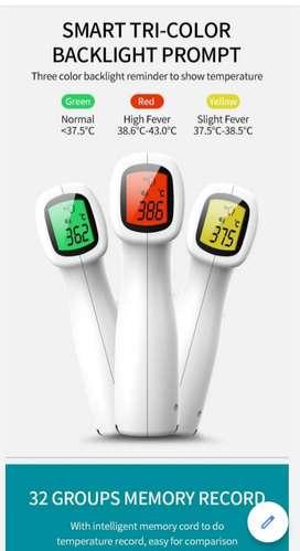 Termómetro ASAP by ASUS (Cert FDA ye Invim) y Homelife by CONTEC Uno Gratis