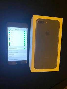 Iphone 7 plus 32gb blackmate