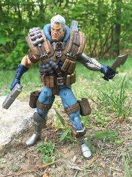 Figura Cable X Men Marvel Select