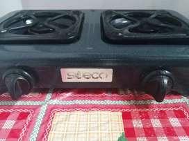 Vendo estufa 2 puestos