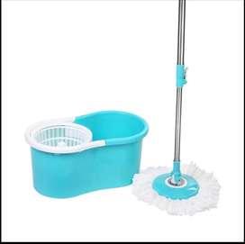 Trapero mopa pisos limpieza microfibra