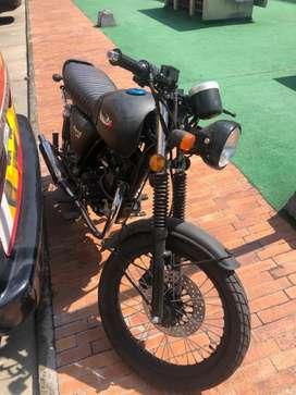 Vendo moto a estrenar nueva
