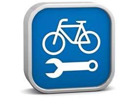 Reparación de bicicletas en general