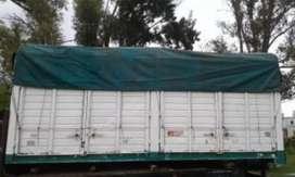 Carroceria caja de carga para camión
