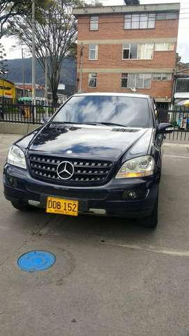SE VENDE MERCEDEZ BENZ ML 350 MOD 2008