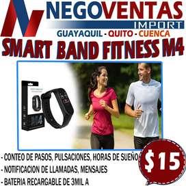SMART BAND FITNESS M4 EN DESCUENTO EXCLUSIVO DE NEGOVENTAS