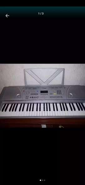 Vendo teclado parquer tec610c