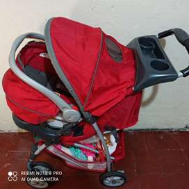 Carruaje Graco en perfecto estado, super oferta!