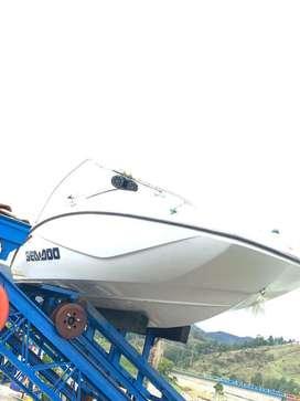 Lancha Seadoo Challenger 180