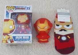 Combo Navidad iron man