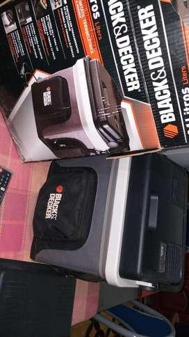 Heladera Portátil Black Decker ,ideal para viajes