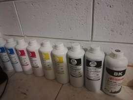 Tintas uv para impresora 1 litro