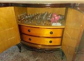 Mueble Antiguo Estilo Frances Luis Xv