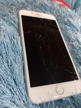 Vendo iphone 7 plus para reparación