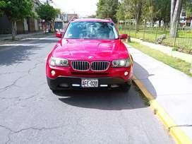 Por renovación Vendo Camioneta BMW X3 2008