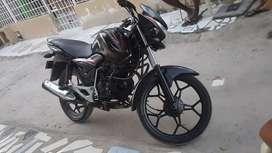 Vendo hermosa moto discovery