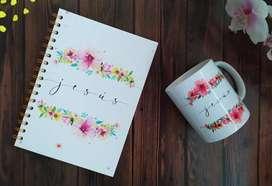Agenda y mug