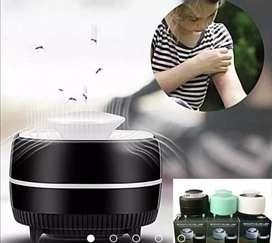 Lámpara mata zancudos e insectos