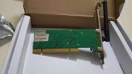 Placa de red wifi tp link Wn751nd pci 150mbp