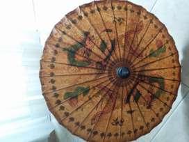 Sombrilla Artesanal Tailandesa