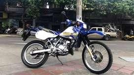kawasaki kmx 125 modelo 2002 soat tecno