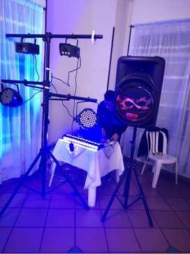 Hora loca, Viejoteca, Chiquiteca Luces Sonido Animación De Fiestas Y Eventos