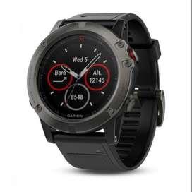 Reloj Inteligente Garmin Fenix 5X Sapphire