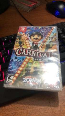 Vendo cambio carnival festival switch