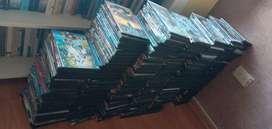 EN VENTA LOTE DE 600 PELÍCULAS CDS