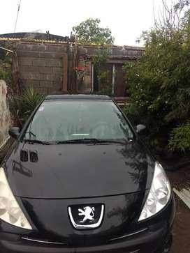Vendo Peugeot 207 Mod 2009 con Gnc