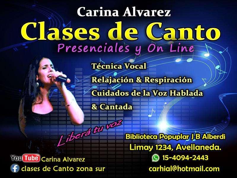 CLASES DE CANTO para TODAS LAS EDADES 0