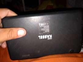 Tablet kassel rota la pantalla andaba de 10