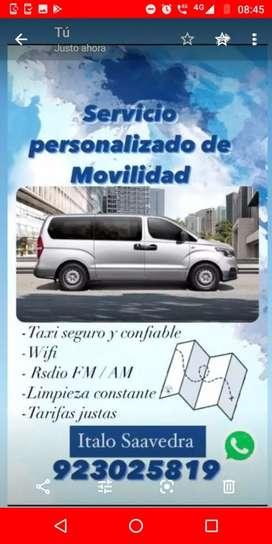 Móvilidad Particular - Aeropuerto -
