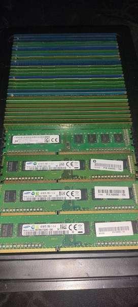 Memoria Ram ddr3 de 4gb 1600 PC