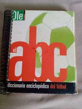 El ABC diario diccionario enciclopédico del fútbol