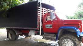 REMATO CAMION DODGE 600, TROQUEADO A 91/2 TODO.