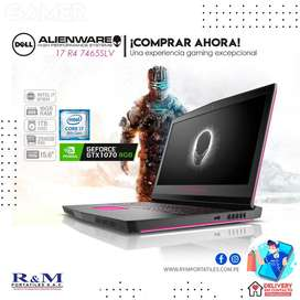 LAPTOP GAMING DELL ALIENWARE 17 R4