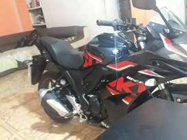Moto Suzuki gixxer 155f de Oferta