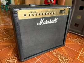Amplificador Marshall De 100 watts