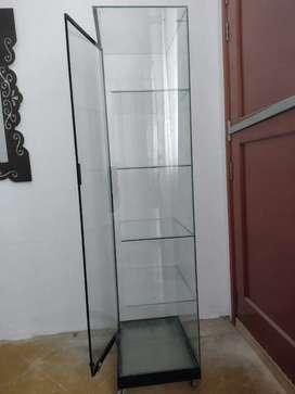 Vendo vitrina 10/10 nueva sin uso