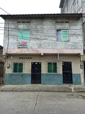 Vendo casa de 6*9, en asaad bucaram y sucre. sector planta vieja
