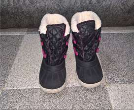botas de invierno numero 26 - 27 unisex muy buen estado. marca elementerre