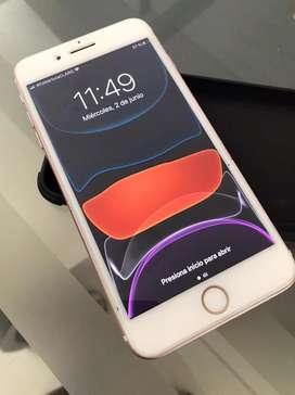 Venta iphone 7 plus 32 Gb rosa