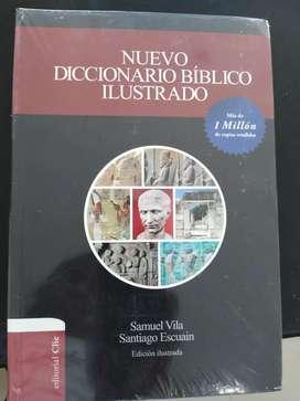Nuevo Diccionario biblico ilustrado