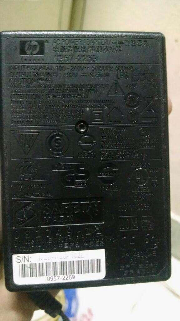 Adaptador Hp Ac Power Adapter 0957 2269